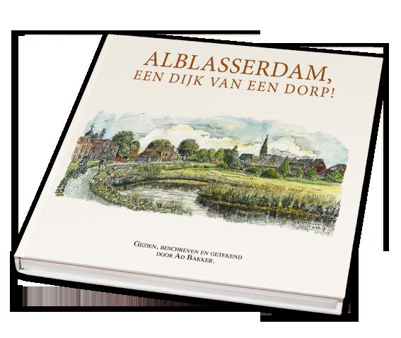 Alblasserdam, een dijk van een dorp
